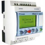 Crouzet 88970141 Millenium 3 XD10 R Expandable Logic Controller