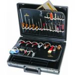 "Bernstein 1750 Service Case ""PRAXIS"" With 47 Tools"