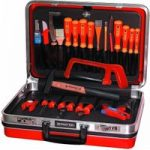 "Bernstein 8200 VDE Service Case ""PROTECTION"" With 23 Tools"