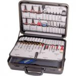 "Bernstein 6100 Service Case ""PC-CONTACT"" With 65 Tools"