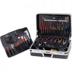 "Bernstein 6400 Service Case ""TECHNIK"" With 82 Tools"