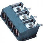PTR 50500030121G 3-Way PCB Screw Terminal Block 5.0mm 17.5A