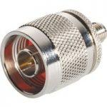 BKL 409046 SMA Adaptor SMA Socket to N Plug