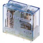 Finder 40.61.7.012.2020 PCB Mount Relay 12VDC 16A 1CO SPDT