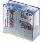 Finder 40.61.7.024.1020 PCB Mount Relay 24VDC 16A 1CO SPDT