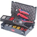 Knipex 97 90 24 Crimp Assortments For End Sleeves (Ferrules)