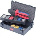 Knipex 97 90 23 Crimp Assortments For End Sleeves (Ferrules)