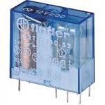 Finder 40.52.9.012.0000 PCB Mount Relay 12VDC 8A DPDT (AgNi)