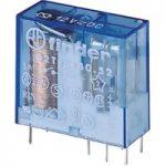 Finder 40.52.9.110.0000 PCB Mount Relay 110VDC 8A DPDT (AgNi)