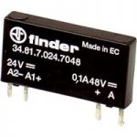 Finder 34.81.7.060.9024 Solid State Relay 24VDC 2A SPST-NO