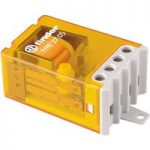 Finder 27.05.8.230.0000 10A 230VAC Step Relay 4 Sequence DPST-NO