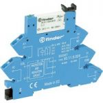 Finder 93.11.0.240 Relay Socket 250V 6A for 34.51 and 34.81 Series…