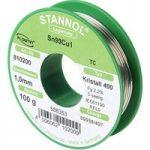 Stannol 810200 Flowtin TC Solder Wire Sn99Cu1 1.0mm 100g