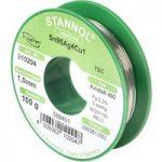 Stannol 810204 Flowtin TSC Solder Wire Sn95Ag4Cu1 1.0mm 100g
