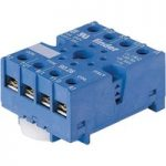 Finder 90.26 Relay Socket 250V 10A for 60.12 Series Relays