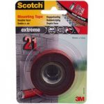 3M™ FT510094657 Scotch Super Strong Double Sided Tape 19mm x 1.5m