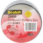 3M™ Scotch 2000 Electricians Duct Tape 50mm x 46m