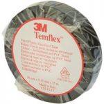 3M™ XE003411487 Temflex™ 1500 PVC Electrical Insulating Tape Blue …