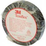3M™ XE003411479 Temflex™ 1500 PVC Electrical Insulating Tape Green…