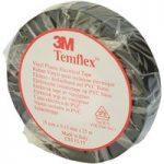 3M™ XE003411503 Temflex™ 1500 PVC Electrical Insulating Tape White…