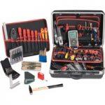 Toolcraft 824497 Mechatronic Toolbox 85 Piece