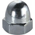 Toolcraft 194786 Domed Cap Nuts DIN 1587 Galvanized Steel M3 Pack …