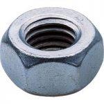 Toolcraft 82 87 92 Hexagon Nuts DIN 934 Galvanised Steel 6AU M1.2 …