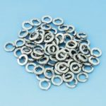 Toolcraft 194675 Stainless Steel Lock Washers Form B DIN 127 A2 M2…