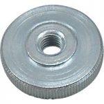 Toolcraft DIN 467 – 5 ZN Knurled Nuts Grade 5 Galvanized Steel M3 …