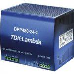 TDK-Lambda DPP480-24-3 DIN Rail Power Supply 480W 24V 3-Phase