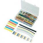 Conrad SUHT564-K18 564 Piece Heat Shrink Sleeving Set 2:1 Assorted…