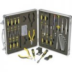 Basetech 814892 Precision Tool Set In Case 30 Piece