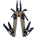 Leatherman LTG831642 OHT Coyote Tan 16 Tool Multi Tool