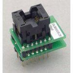 Elnec 70-0919 DIL8 / SOIC8 ZIF Programming Adaptor