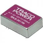 TracoPower TEN 5-4823WI Single Output DC DC Converter 6W