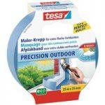 tesa® 56250 Outdoor Masking Tape Blue 25mm x 25m