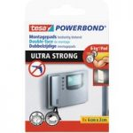 tesa® 55790 Powerbond Ultra Strong Mounting Pads 20 x 60mm Pack Of 9