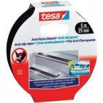 tesa® 55587 Anti Slip Tape – Black – 25mm x 5m
