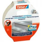 tesa® 55587 Anti Slip Tape – Transparent – 25mm x 5m