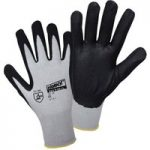 Worky 1158 FOAM Nylon NITRILE Fine Knitted Glove – Size 8