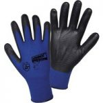 Worky 1165 Nylon Super Grip Nitrile Fine Knitted Glove – Size 9