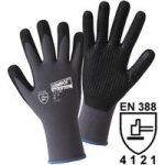 Worky 1166 Nitril Dot Fine Knitted Glove – Size 10