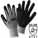 Worky 1167 Nitril Grid Fine Knitted Glove – Size 7