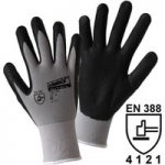 Worky 1167 Nitril Grid Fine Knitted Glove – Size 8