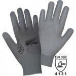 Worky 1175 Nylon PU DMF-FREE Fine Knitted Glove – Size 8