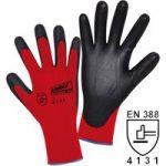Worky 1177 SKINNY PU Super Thin Fine Knitted Glove – Size 9
