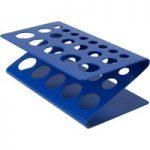 RVFM Test Tube Z-type Holder Single – Blue
