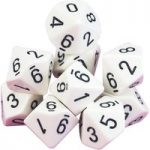 RVFM 10 Sided Dice (0-9) – Pack of 10