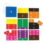 RVFM Printed Fraction Squares – Pack of 51