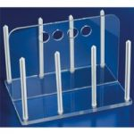 RVFM Petri Dishes Rack for 90mm Dishes